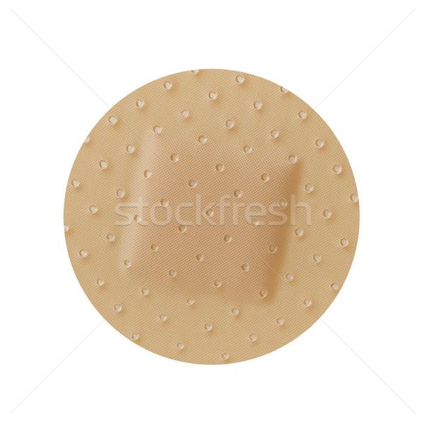 Band steun geïsoleerd witte dienst zorg Stockfoto © goir