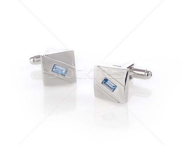 Cuff links Stock photo © goir