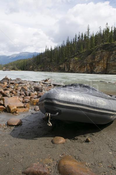 Athabasca River Trip Stock photo © Gordo25