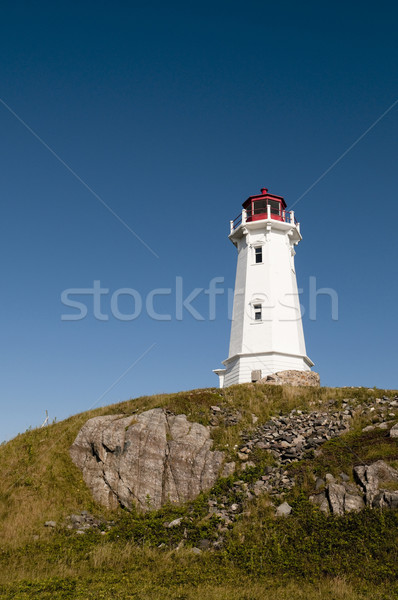 Atlantic Lighthouse Stock photo © Gordo25