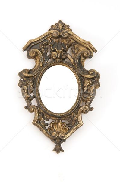 Old Ornate Frame Stock photo © Gordo25
