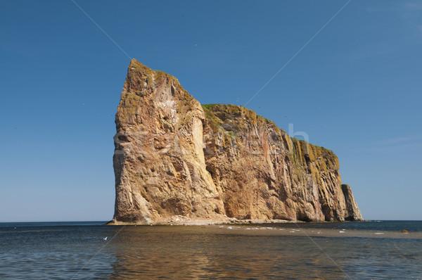 рок воды ходьбы способом океана острове Сток-фото © Gordo25