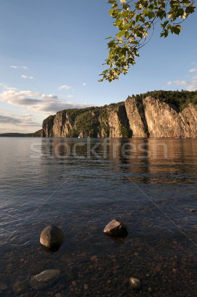 Bon Echo Scenic Stock photo © Gordo25