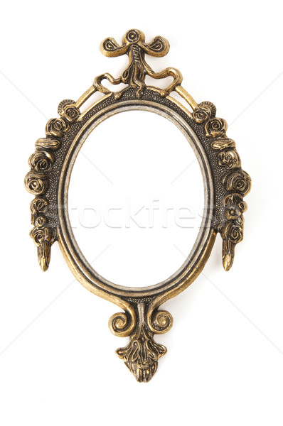 Circular Antique Frame Stock photo © Gordo25
