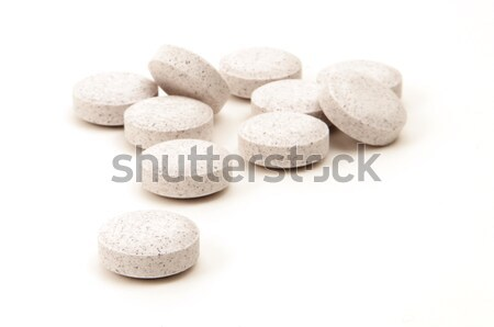 Vitamin C Tablets Stock photo © Gordo25