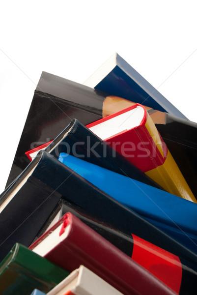 Pile of Books Stock photo © gorgev