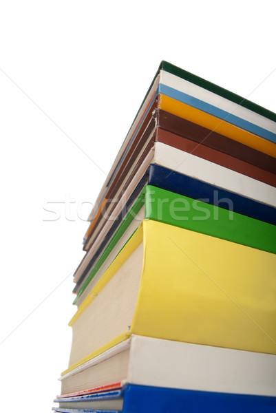 Stacked Books Stock photo © gorgev