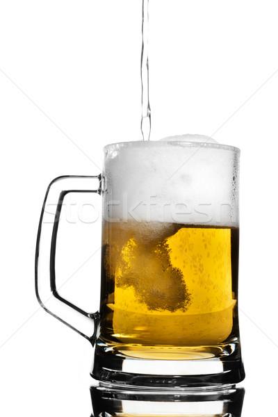 Beer keg Stock photo © gorgev