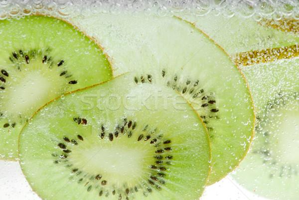 Sparkly kiwi Stock photo © gorgev
