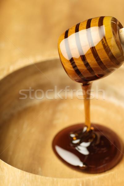 Light honey Stock photo © gorgev