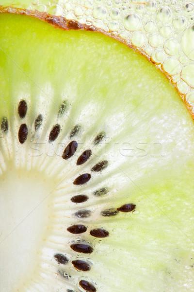 Kiwi bubbles Stock photo © gorgev