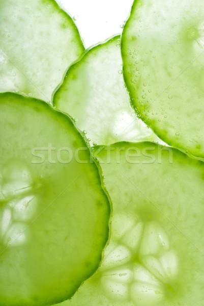 Green vegetable Stock photo © gorgev