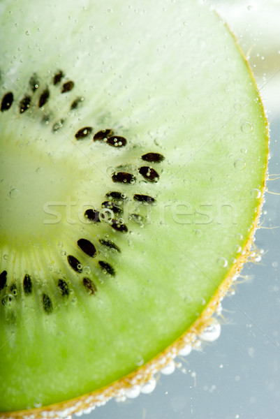 Green kiwi freshness Stock photo © gorgev
