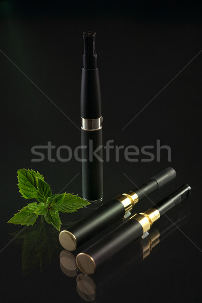 Electronic cigarette Stock photo © Goruppa