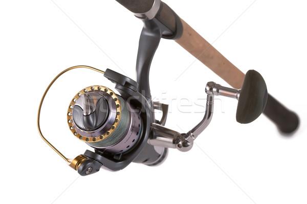 FISHING REEL Stock photo © Goruppa