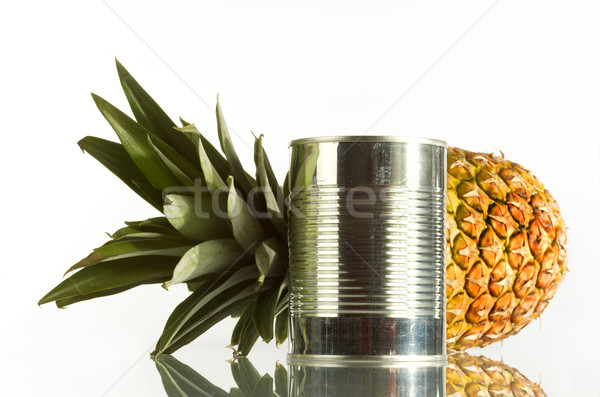 Pineapple Stock photo © Goruppa
