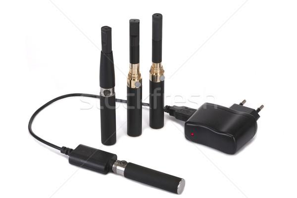 Electronic cigarette Stock photo © Goruppa