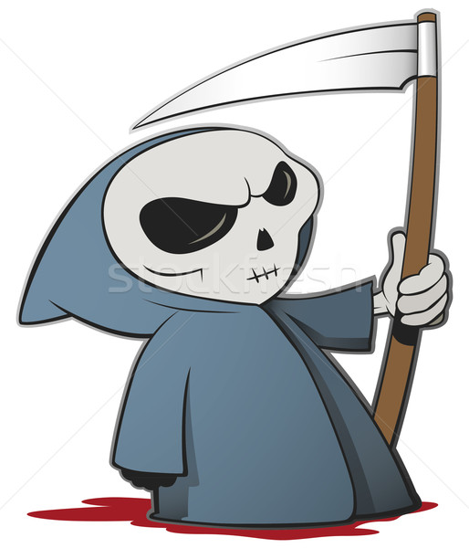 Grim reaper Stock photo © Grafistart