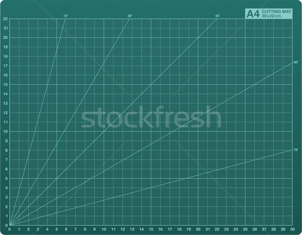 Scrapbook griglia 15 rotazione linee Foto d'archivio © Grafistart