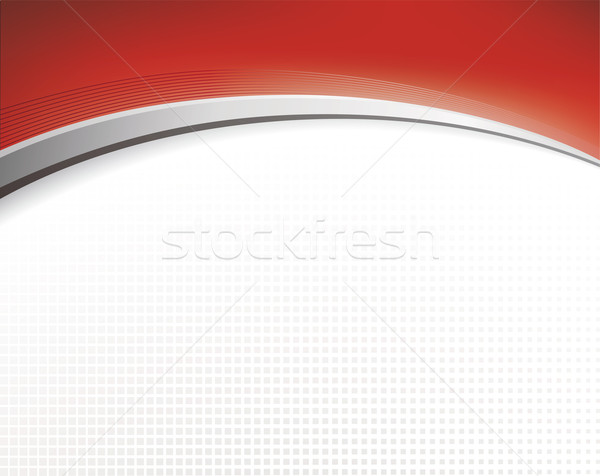 Abstract background in red Stock photo © Grafistart