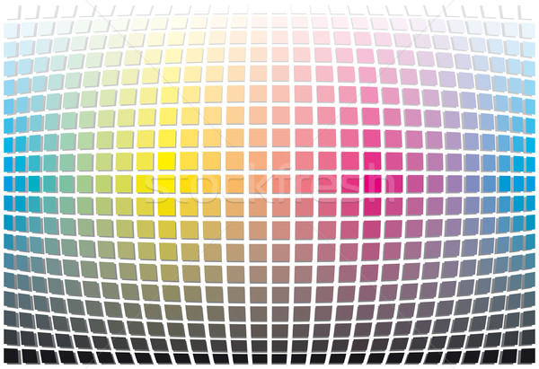 Color spectrum abstract background  Stock photo © Grafistart