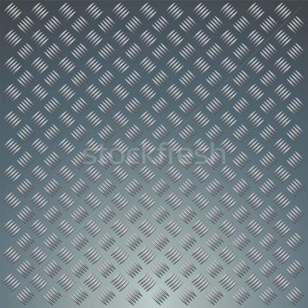 металл пластина Diamond текстуры стены аннотация Сток-фото © Grafistart