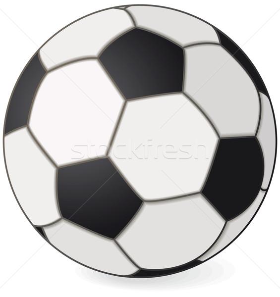 Soccer Ball  Stock photo © Grafistart