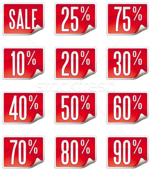 Price Labels Stock photo © Grafistart