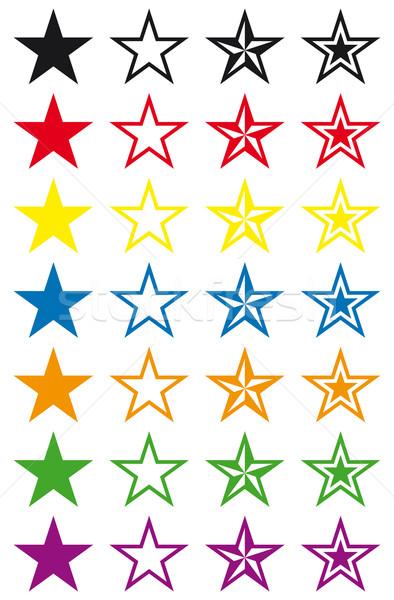 Stars  Stock photo © Grafistart