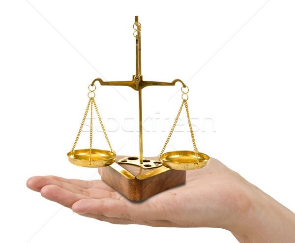 balance Stock photo © grafvision