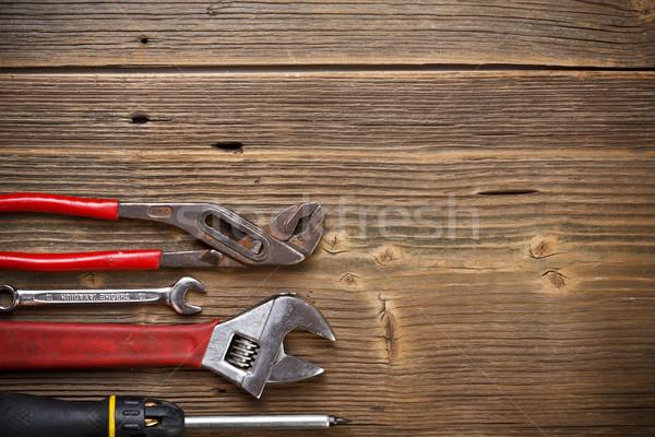 Tools for repairs Stock photo © grafvision