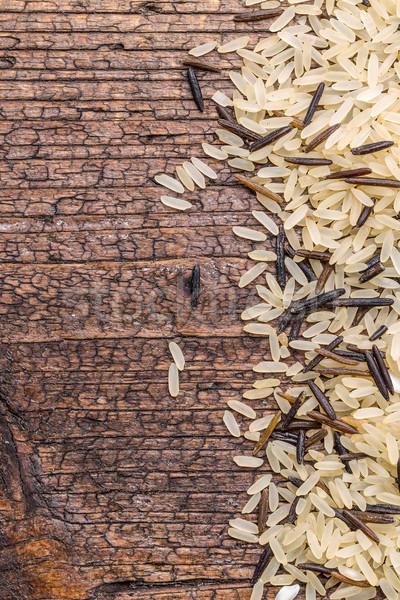 Rice Stock photo © grafvision