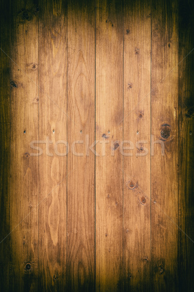 Rustic wooden boards Stock photo © grafvision