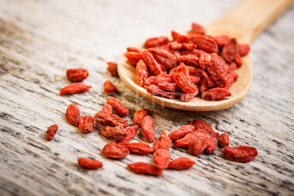 Goji berries Stock photo © grafvision