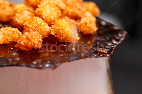 Close up of shrimp popcorns Stock photo © grafvision