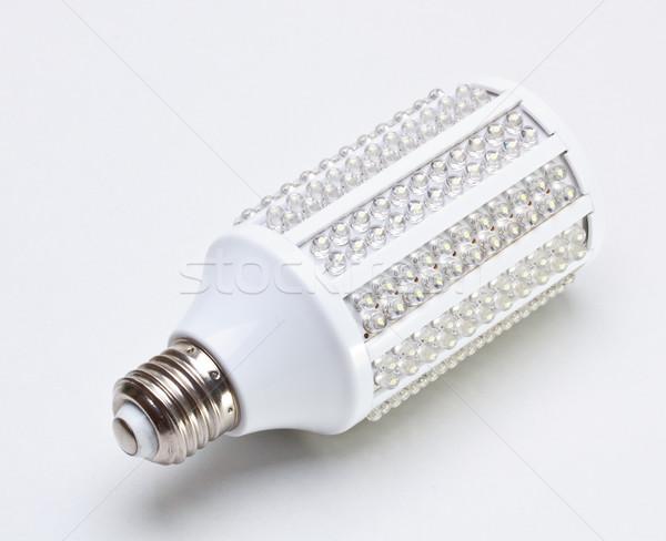 żarówka wysoki moc lampy energii biały Zdjęcia stock © grafvision