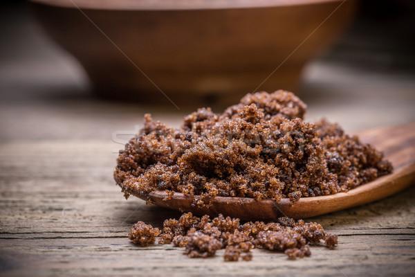 Muscovado sugar Stock photo © grafvision