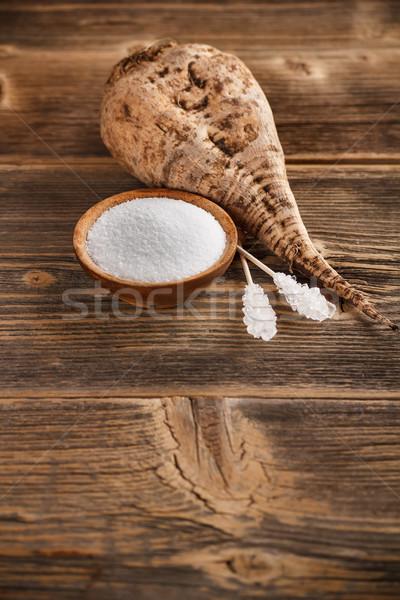 White sugar Stock photo © grafvision
