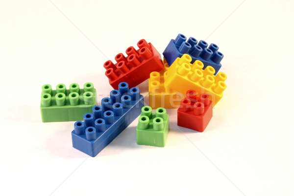 block toys Stock photo © grafvision