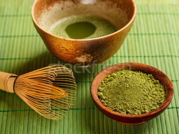 Japanese tea ceremony Stock photo © grafvision