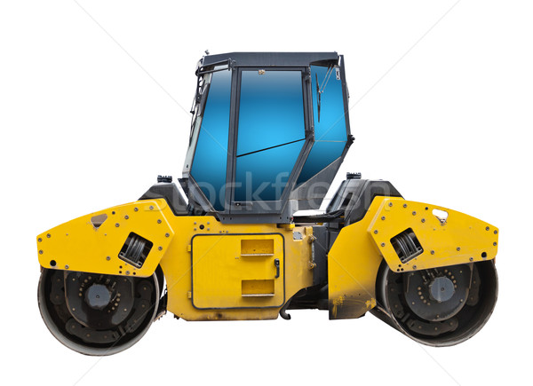 road roller Stock photo © grafvision