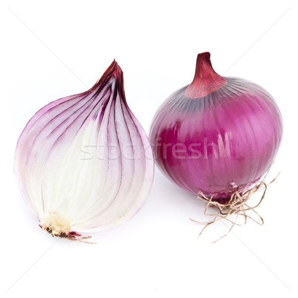 red onion  Stock photo © grafvision