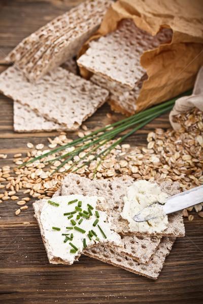 Crispbread  Stock photo © grafvision
