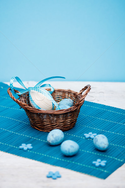 Easter basket Stock photo © grafvision