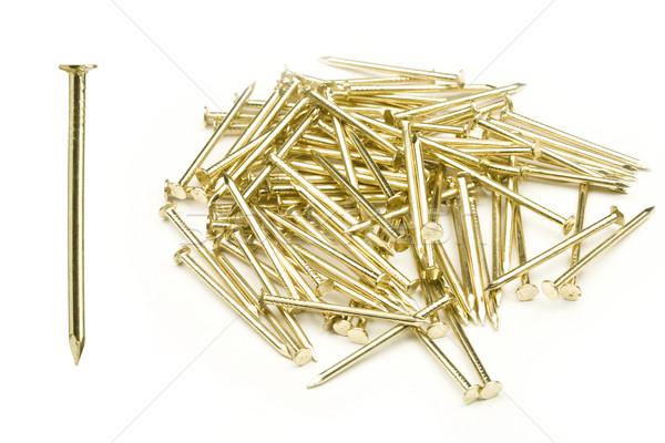 Nails Stock photo © grafvision