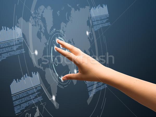 Stock photo: Digital concept