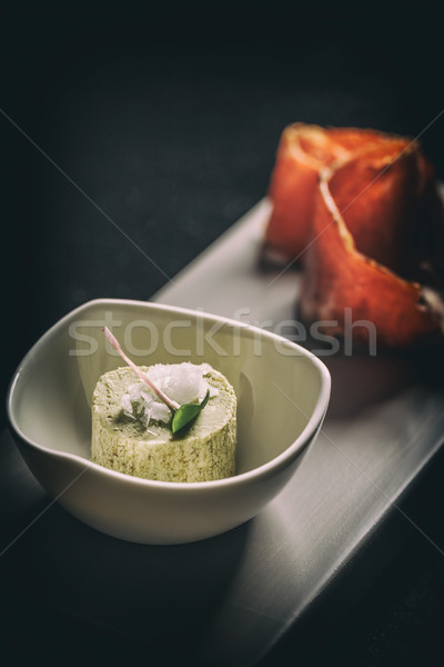 Herb Compound butter Stock photo © grafvision