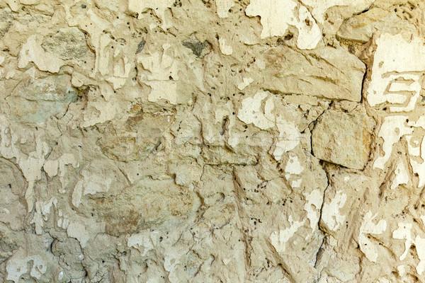 Grunge concrete wall Stock photo © grafvision