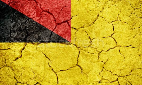Negeri Sembilan, state in Malaysia, flag Stock photo © grafvision