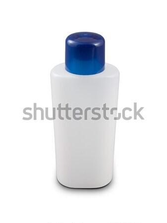 Nail polish remover plastic bottle Stock photo © grafvision
